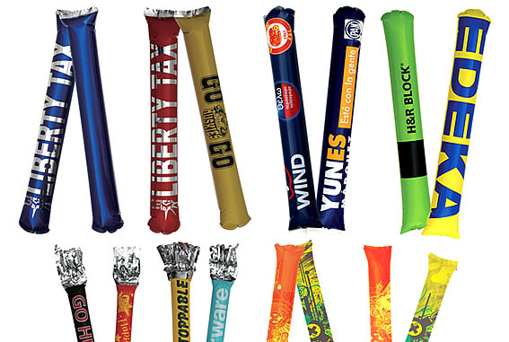cheering-sticks